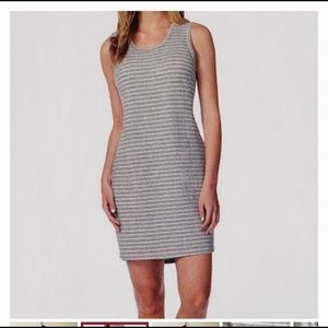 32 DEGREES COOL striped pocket dress size small